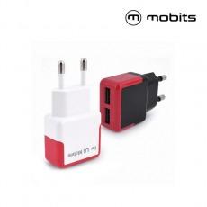 for LG모바일 USB 2포트 듀얼 가정용 충전기 2.1A